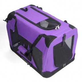 atc-puppy-kennel-cab-dog-carrier-air-lines-deluxe-pet-carrier-28-inch-purple-pet-seat-carrier-for-cats-and-dogs-up-to-30-lbs