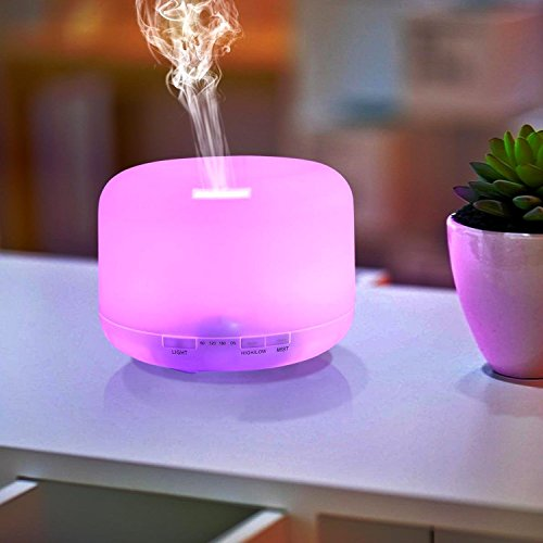 500ml-essential-oil-diffuser-eflyer-ultrasonic-cool-mist-humidifier-home-air-humidifier-with-10-hours-continuous-mist-4-timer-settings-7-color-led-changes-waterless-auto-off-for-spababy-roombedroomhot